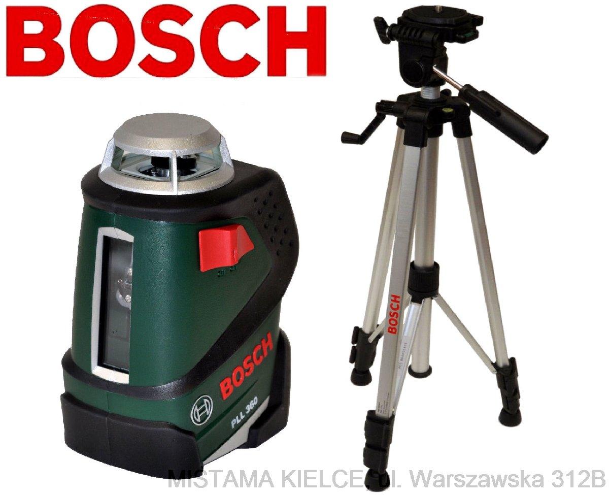 Ten produkt wysylamy w terminie 24 48 h - Bosch pll 360 ...
