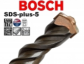 Wiertło SDS-Plus-5 BOSCH 5/100/160mm